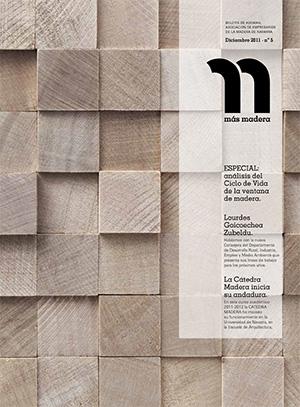 Revista +Madera 2007