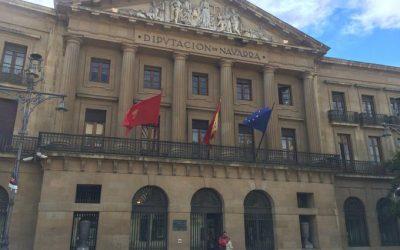 Entra en vigor la Ley Foral 2/2018, de Contratos Públicos de Navarra.