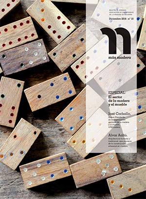 Revista +Madera 2016