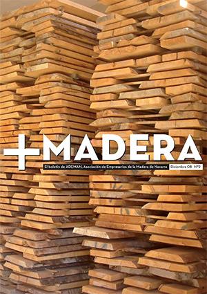 Revista +Madera 2008