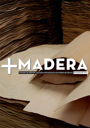Revista +Madera 2009