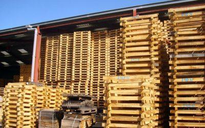 La industria de la madera de Navarra hace frente a la falta de suministro