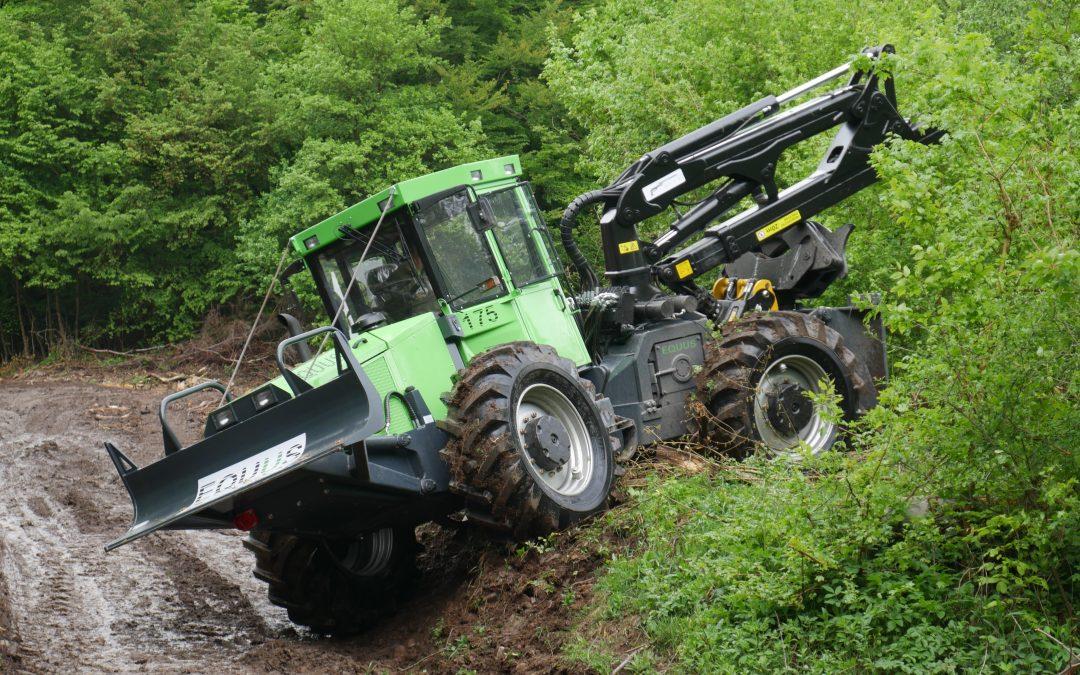 Recomendaciones en Prevención de Riesgos Laborales para empresas del sector forestal: EQUIPOS DE TRABAJO