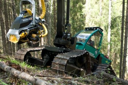 Recomendaciones en Prevención de Riesgos Laborales para empresas del sector forestal: MAQUINARIA FORESTAL.