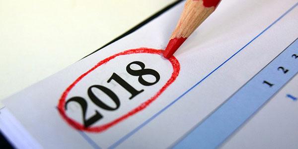 Agenda de Eventos del sector 2018 – 2019