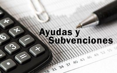 Agenda de Ayudas y Subvenciones 2019