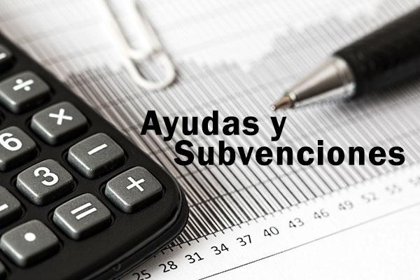 Agenda de Ayudas y Subvenciones 2020