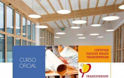 ADEMAN impulsa formación de obra Passivhaus adaptada al sector de la madera para empresas del sector.