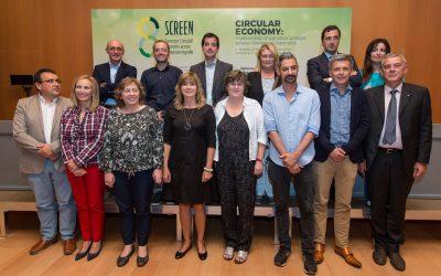 Proyecto Screen: una apuesta por la Economía Circular en Navarra