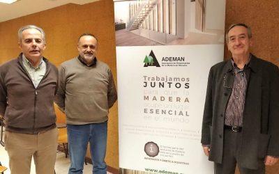 Se incrementa la representatividad del sector de la madera en Navarra con la cooperación entre ANIP y ADEMAN