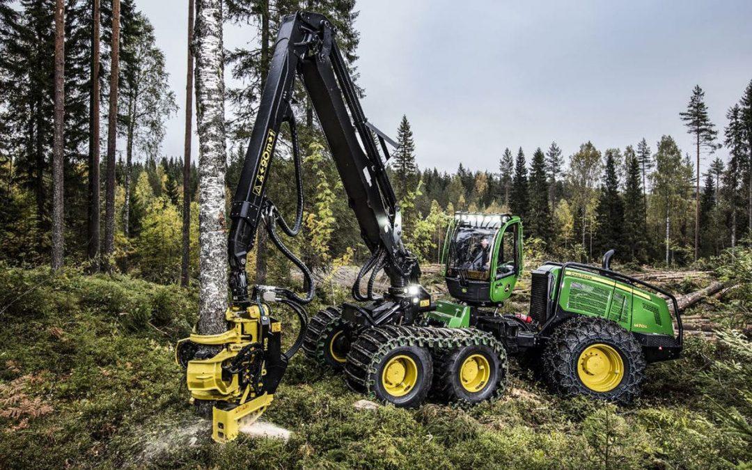 Ayudas para las inversiones en tecnologías forestales, transformación, movilización y comercialización de productos forestales año 2019