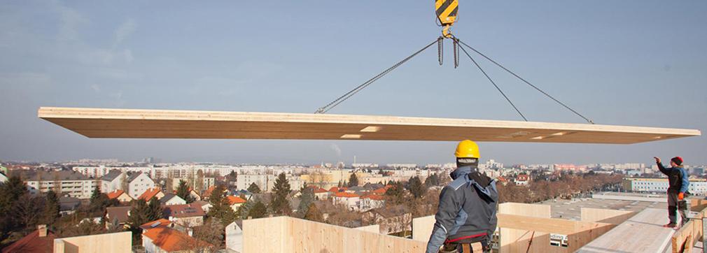 El I Fórum internacional de construcción con madera de España se celebrará en mayo en Pamplona