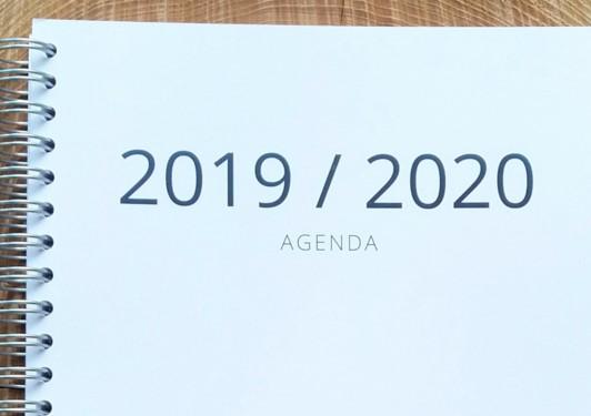 Agenda de eventos del sector 2019 – 2020