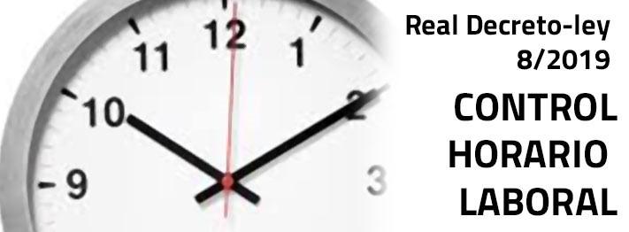 Nueva Ley de registro de la jornada laboral para empresas