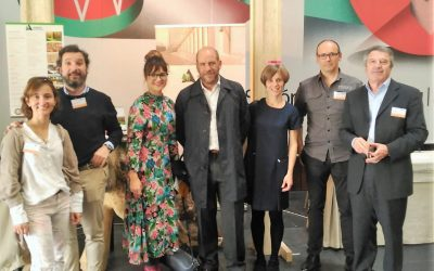 Navarra, referente en construcción con madera, es embajadora del primer Fórum Internacional Holzbau en la capital
