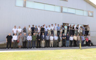 La madera, muy presente en el Congreso Internacional de Arquitectura Campus Ultzama