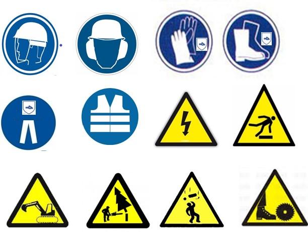 Medidas de seguridad en los aprovechamientos forestales: señalamientos