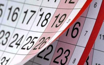 Agenda de eventos del sector 2020 – 2021