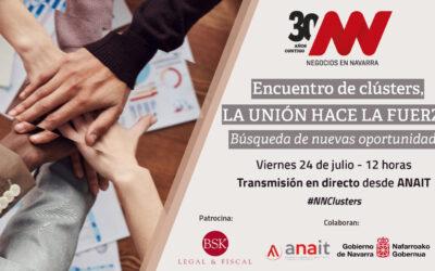 ADEMAN presente en el encuentro de sectores estratégicos de Navarra bajo el lema «La Unión hace la fuerza»