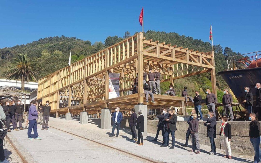 GAZTEGUR, un proyecto transfronterizo que deja un nuevo espacio en ALBAOLA