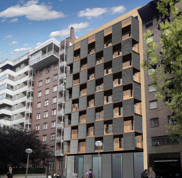 Gobierno de Navarra y Ayuntamiento de Pamplona cierran el acuerdo para la construcción de Zure-tokia, un hito en la edificación con estructura de madera