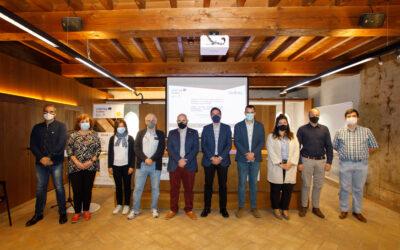ADEMAN en la presentación oficial en Pamplona delProyecto europeo EGURALT: promoción de la construcción con madera de edificios en altura